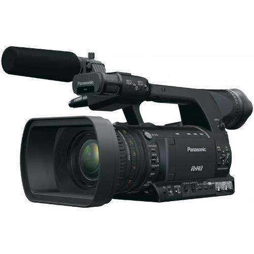 Filmadora Panasonic Digital Preto - Ag-hpx250pj