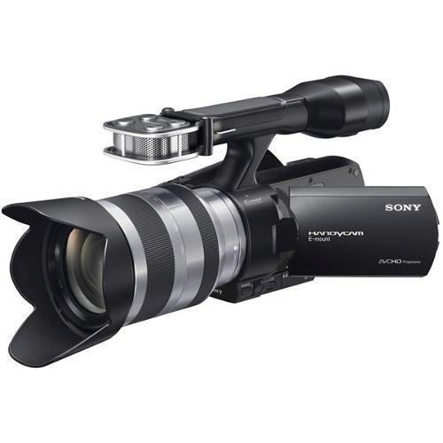 Filmadora Sony Full Hd Handycam Preto - Nex-vg20h