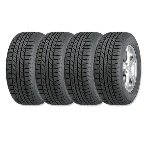 Pneu Goodyear Wrangler Hp All Weather 255/65 R17 110h - 4 Unidades