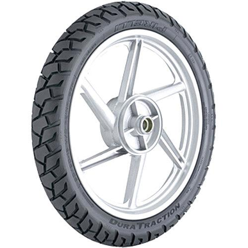 Pneu Traseiro Pirelli Duratraction Reinforced 90/90 R18 57p