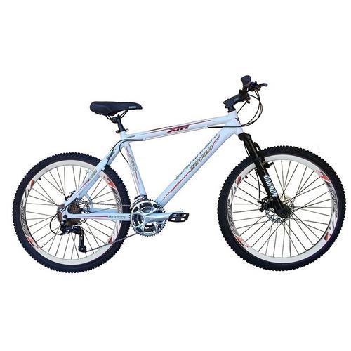 Bicicleta Cannondale Xtr Aro 26 Susp. Dianteira 27 Marchas - Branco