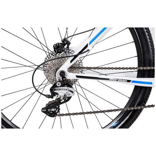 Bicicleta Mormaii Flexxxa Xc640 T19 Aro 26 Susp. Dianteira 24 Marchas - Azul