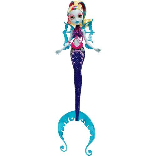 Monster High Mattel Barreira de Coral - Lagoona Blue