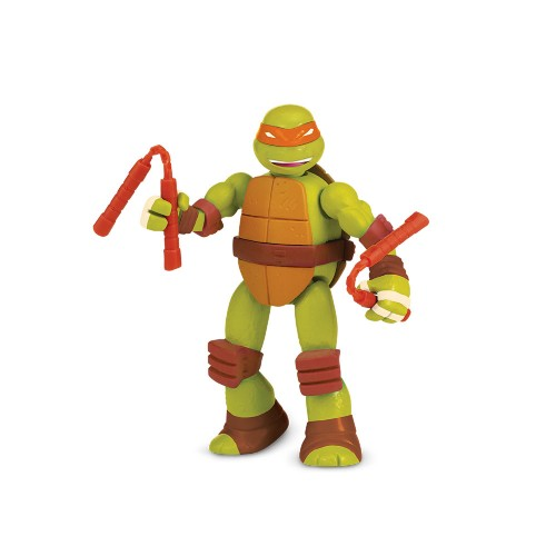 Boneco Mutante - Tartarugas Ninja Michelangelo Multikids