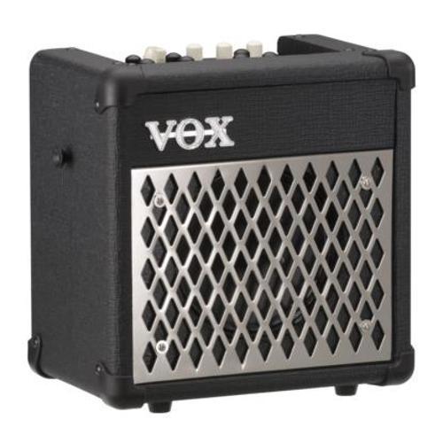 Caixa Acústica Vox Cubo 5 W Rms Rhythm Bk