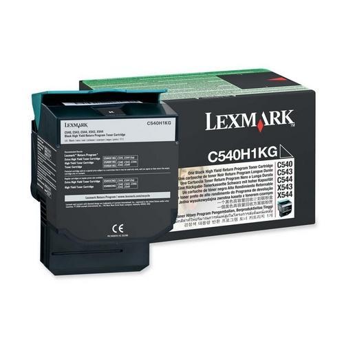 Toner Lexmark Preto C540h1kg