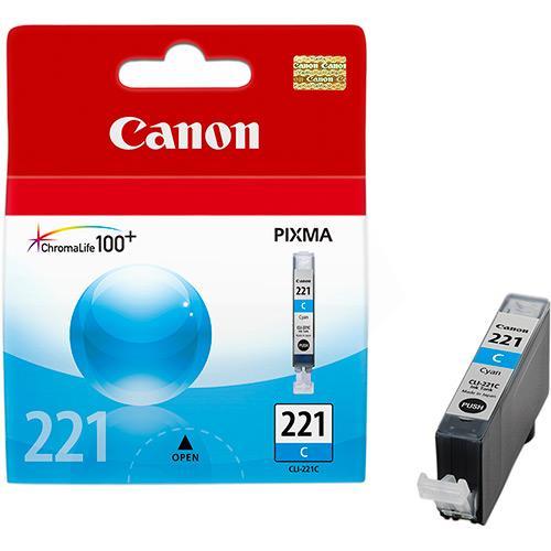 Cartucho Canon 9ml Ciano Cli-221
