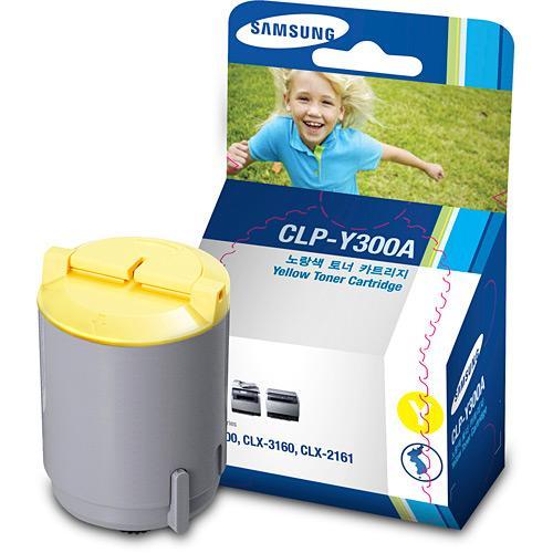 Toner Samsung Amarelo Clp-y300a