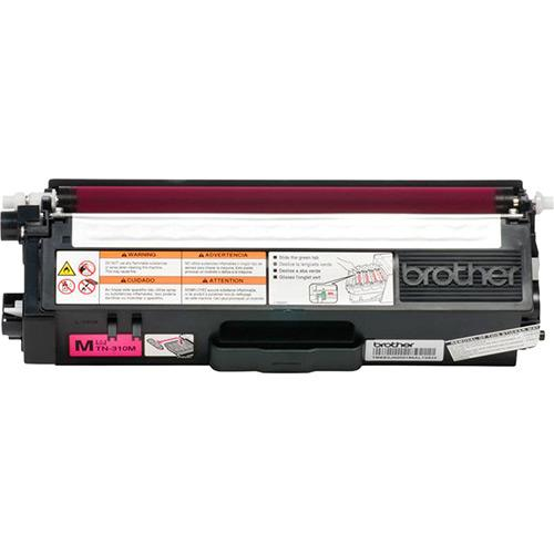 Toner Brother Magenta Tn310m