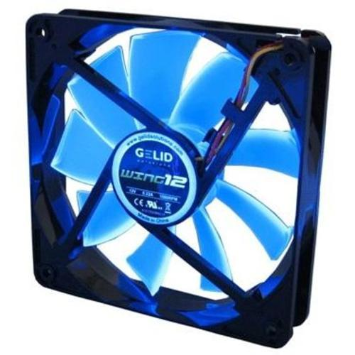 Cooler Gelid Solutions Wing 12 Fn-fw12-15-b
