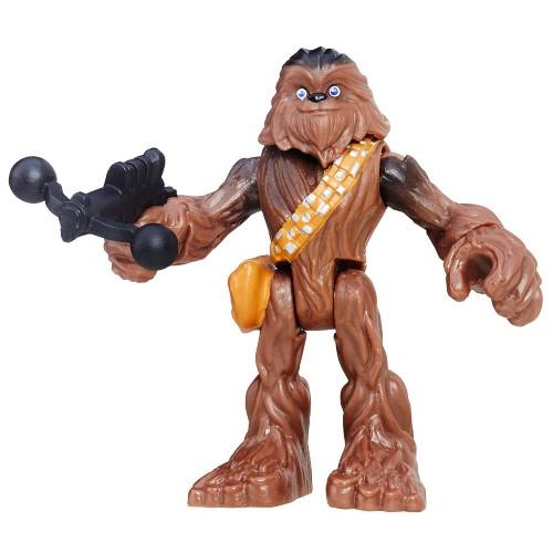 Boneco Mini Chewbacca Star Wars Hasbro
