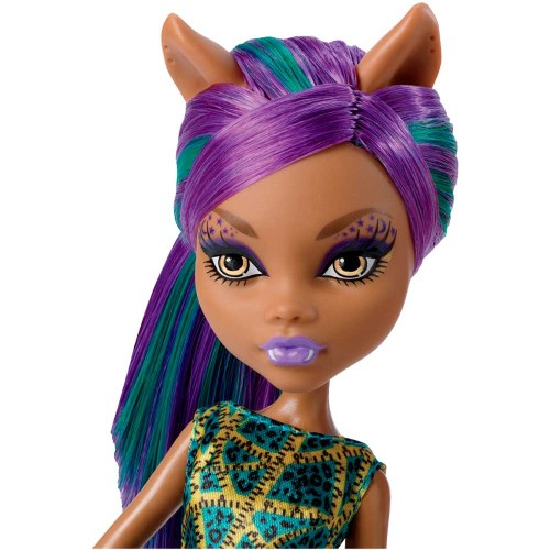 Monster High Mattel Dupla Sustos e Maquiagem