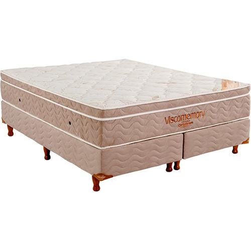 Cama Box Ortobom Viscomemory 189x188x56cm