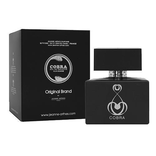 Perfume Cobra Jeanne Arthes Eau de Toilette Masculino 100 Ml