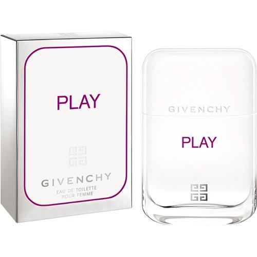 Perfume Play For Her Givenchy Eau de Parfum Feminino 30 Ml