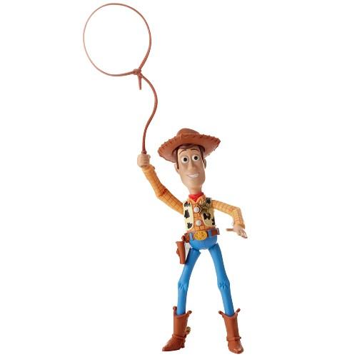 Boneco Toy Story 3 Xerife Woody Gire! Mattel