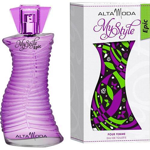 Perfume My Style Epic Alta Moda Eau de Toilette Feminino 100 Ml