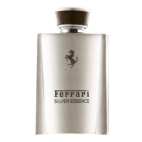 Perfume Silver Essence Ferrari Perfumes Eau de Parfum Masculino 100 Ml