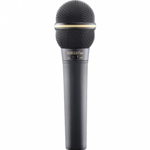 Microfone Versátil N/d267a Electro Voice