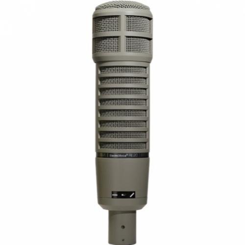 Microfone Re20 Electro Voice