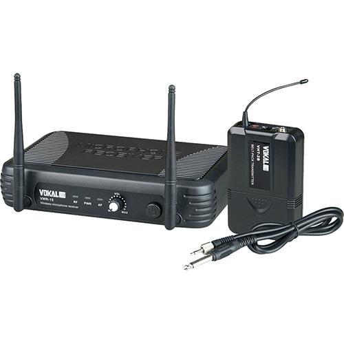 Kit Receptor + Transmissor Vwr15g05 Vokal