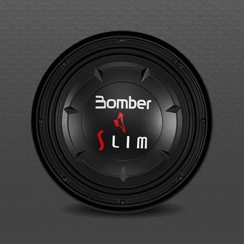 Alto-falante Bomber 200 W Rms Slim 10