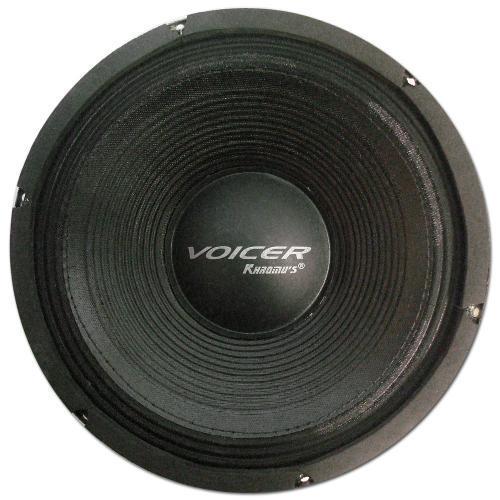 Alto-falante Khromus 100 W Rms Voicer 10