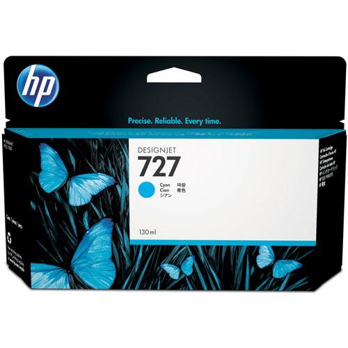 Cartucho Hp 130 Ml Ciano 727