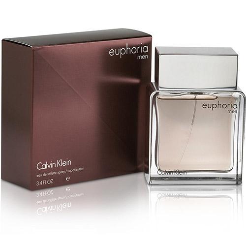 Perfume Euphoria Men Intense Calvin Klein Eau de Toilette Masculino 100 Ml