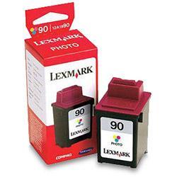 Cartucho Lexmark Colorido 12a1990