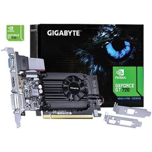 Placa de Vídeo Gigabyte Gt 720 1gb Ddr3 Gv-n720d3-1gl