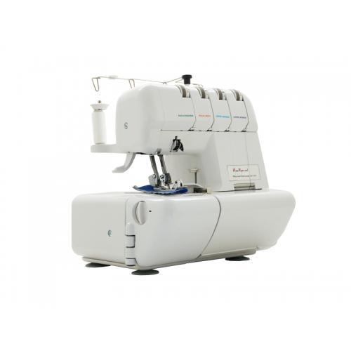 Máquina de Costura Sun Special Overlock Ss-320 Pontos Branco - 110v