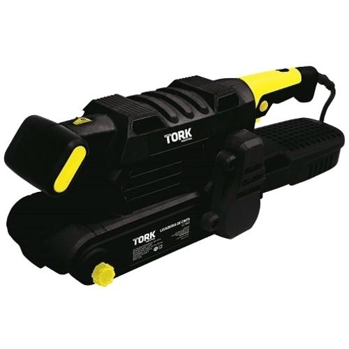 Lixadeira Politriz Profissional Cinta/bancada 600w Super Tork Lc872 220v