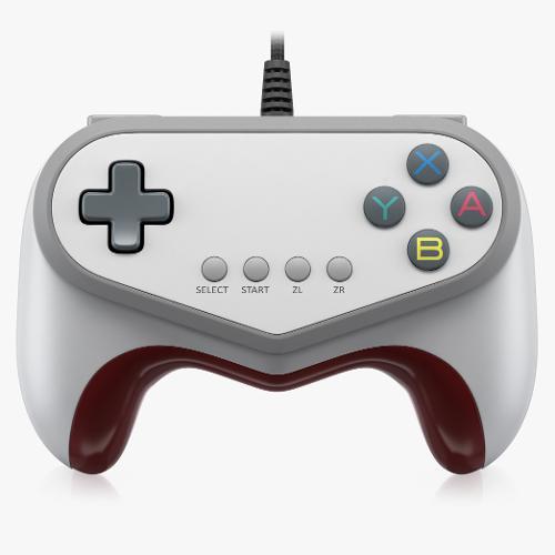Controle Joystick Pokken Tournament Pro Pad - Wii U Hori