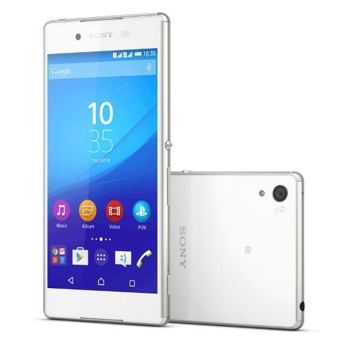 Celular Smartphone Sony Xperia Z3 D6643 16gb Branco - 1 Chip