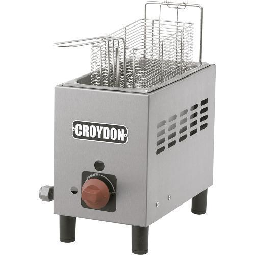 Fritadeira Croydon 3l Inox 110v - F1ag