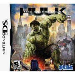 Jogo Incredible Hulk - Nds - Sega