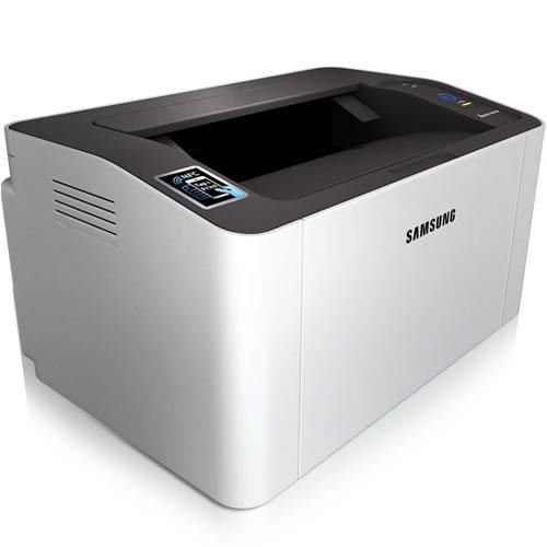 Impressora Convencional Samsung Sl-m2022w Laser Monocromática Usb e Wi-fi 110v