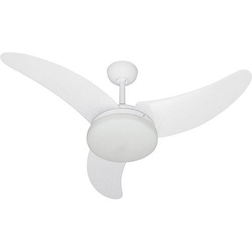 Ventilador de Teto 3 Pás Spirit Turma da Mônica Branco 114cm - 220v - 202
