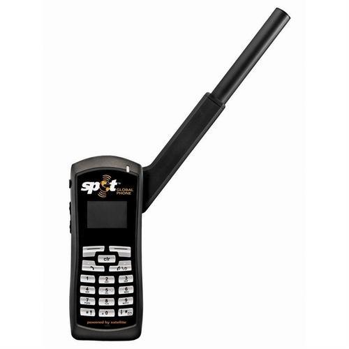 Telefone Sem Fio Global Star Software Satelital Spot Com Id Preto