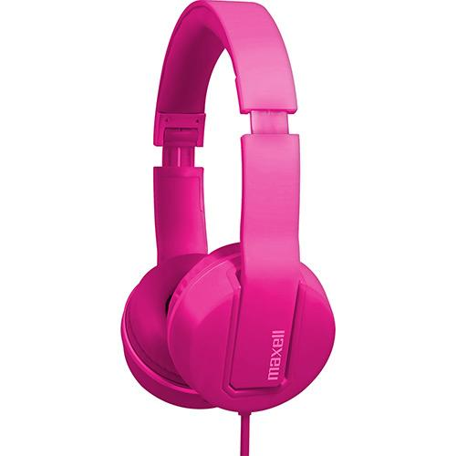 Fone de Ouvido Headphone Solid 2 Rosa Maxell 7294