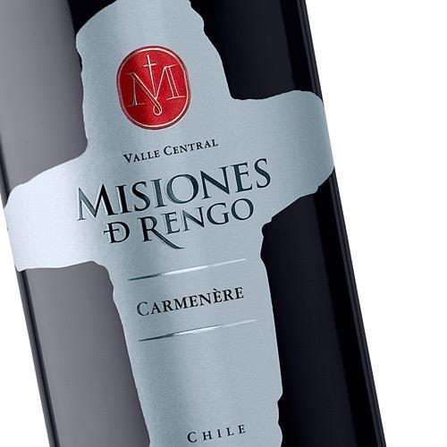 Vinho Misiones de Rengo Varietal Carmenére 750ml -