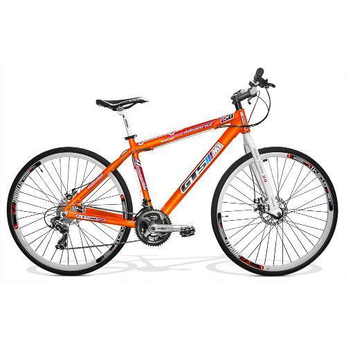 Bicicleta Gts M1 Advanced 2.0 T21 Aro 29 Rígida 24 Marchas - Laranja