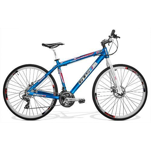 Bicicleta Gts M1 Advanced 2.0 T19 Aro 29 Rígida 24 Marchas - Azul