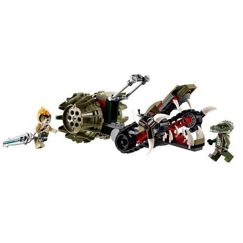 Lego Chima Serra Circular de Garras de Crawley 139 Peças 70001