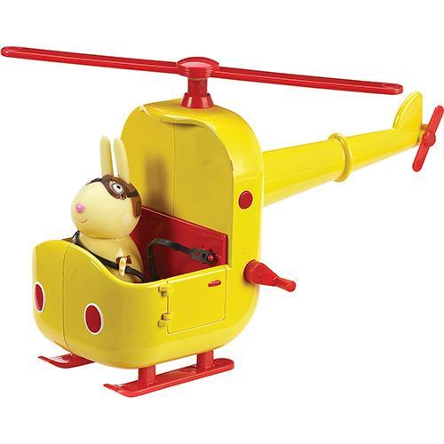 Boneco Helicóptero da Dona Coelha Peppa Pig Estrela