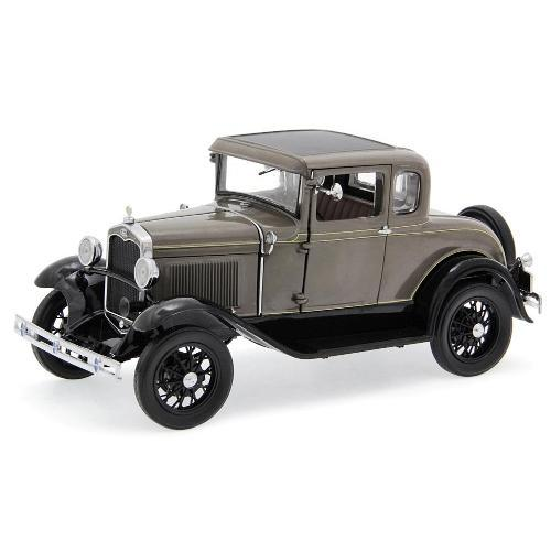 Carrinho Ford Model a Coupe 1931 Chicle Drab 1:18 Sunstar