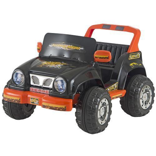 Carrinho Jeep Desert 6v 246 Biemme