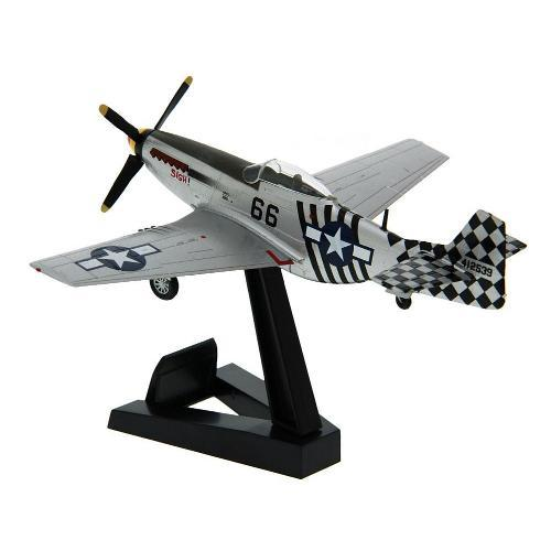 Avião P-51d 6aca 1acg India 1945 1:72 Easy Model