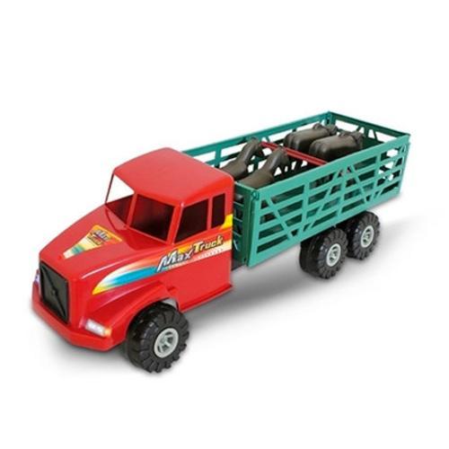 Caminhão Boiadeiro Divplast